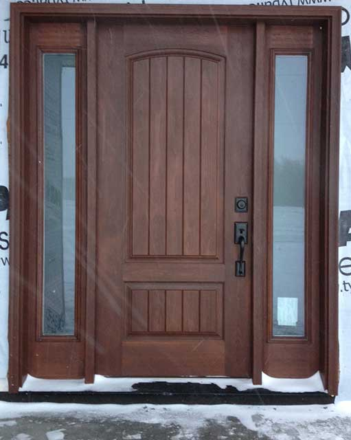 Reimer overhead doors gallery residential pictures for Residential front doors